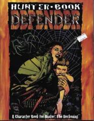 Hunter-book: Defender 8104