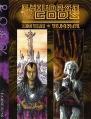Fading Suns - Children of the Gods Obun + Ukar