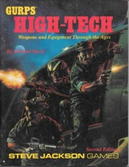 GURPS High-Tech 2E