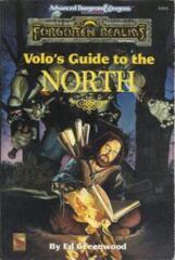 AD&D(2e) 9393 - Volo's Guide to the North