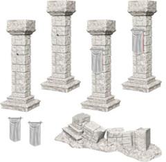 WZK 90046 - Pillars & Banners