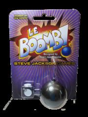 Le Boomb! - Black
