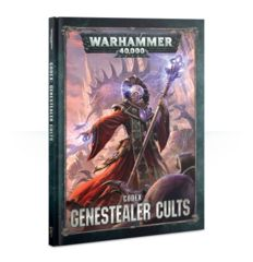 40k Codex - Genestealer Cults HC