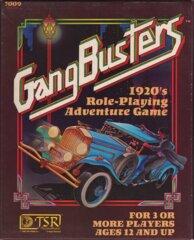 GangBusters (1982) Box Set