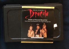 Bram Stoker's Dracula Brides of Dracula 25 mm Painted Miniature Set Leading Edge #51102 Sealed