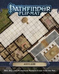 Pathfinder Flip-Mat Asylum
