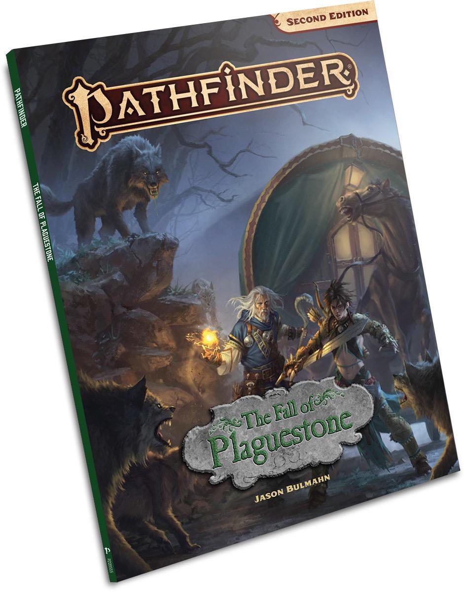Pathfinder 2E - The Fall of Plaguestone