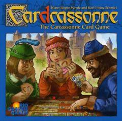 Carcassonne: Card Game