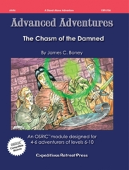 Advanced Adventures 6 - The Chasm of the Damned 6106