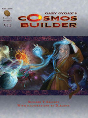 Gary Gygax's Cosmic Builder
