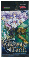 Vanguard - The Answer Of Truth Extra Booster 04