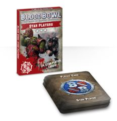 Blood Bowl - Star Players Cards