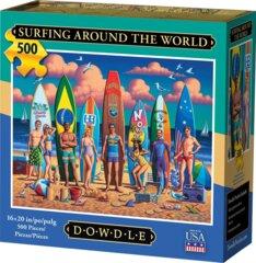500pc - Surfing Around The World