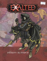 Exalted: The Dragon-Blooded HC WW8811