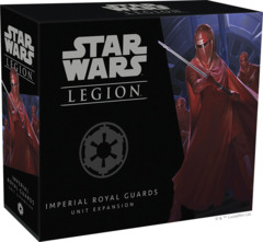 FFG SWL23 - Star Wars: Legion - Imperial Royal Guards Unit Expansion