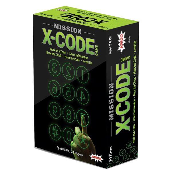 Mission X-Code