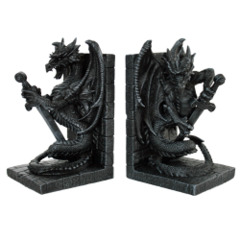 Dragon Bookends Pacific 11135