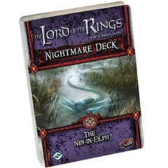 Lord of the Rings LCG Nightmare Deck - The Nin-In-Eilph