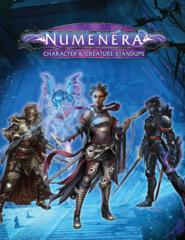 Numenera - Character & Creature Standups
