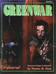 Cyberpunk - Greenwar - 5055
