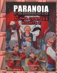Paranoia (XP) - Alpha Complex Nights 2