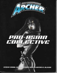 Shadowforce Archer: The Pan Asian Collective