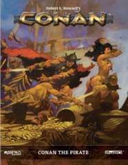Conan the Pirate HC
