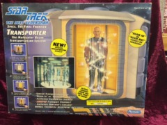 Star Trek The Next Generation: Transporter