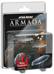 FFG SWM19 - Star Wars Armada: Rebel Transports Expansion Pack