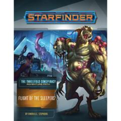 Starfinder RPG: Adventure Path #26 Flight of the Sleepers