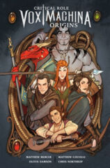 Critical Role - Vox Machina Origins
