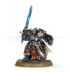 Grey Knights Brother Captain Stern