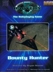 Babylon 5 RPG Bounty Hunter 2nd Edition MGP3513