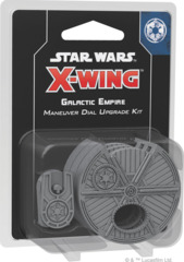 FFG SWZ10 - Star Wars X-Wing (2e) - Galactic Empire Maneuver Dial Upgrade Kit