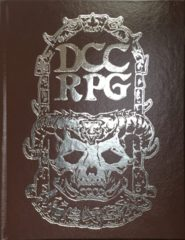 Dungeon Crawl Classics Role Playing Game – DCC Skull Re-issue