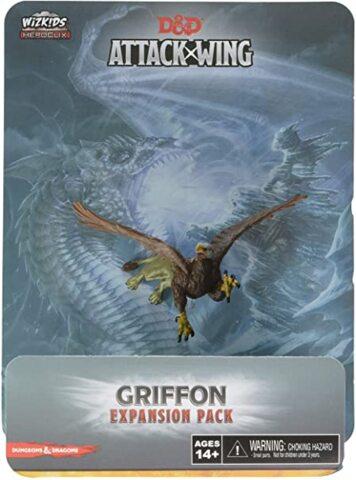 D&D Attack Wing Griffon Expansion Pack WizKids