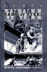 GURPS WWII: Hand of Steel