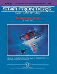 Star Frontiers SFKH1 - Dramune Run 7805