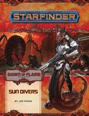 Starfinder Adventure Path 15 - Sun Divers 7215