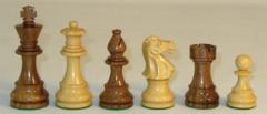 Chess Pieces 3.75 Lardy Classic 37SLC