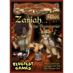 Red Dragon Inn: Allies - Zariah the Summoner
