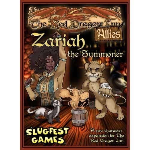 Red Dragon Inn: Allies - Zariah the Summoner