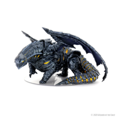 D&D Icons of the Realms - Chardalyn Dragon Premium Figure