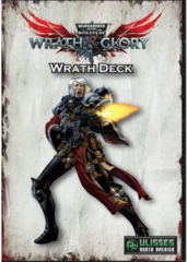 WH40K Wrath & Glory - Wrath Deck