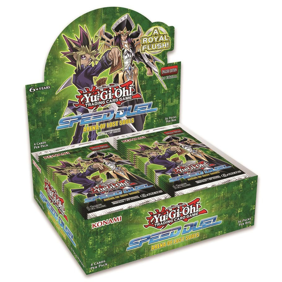 Yu-Gi-Oh! - Speed Duel - Arena of Lost Souls Booster Box