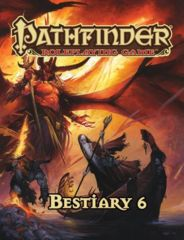 Pathfinder - Bestiary 6 Softcover