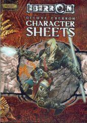 D&D 3.5 - Eberron - Deluxe Character Sheets