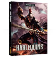 40k Codex: Harlequins (old)