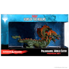 D&D Icons of the Realms - Polukranos, World Eater Premium Figure