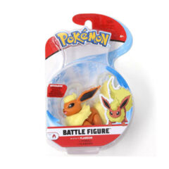WCT Pokemon Battle Figure - Flareon
